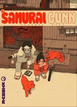 couverture de l'album Samurai Gunn. Trigger Soul