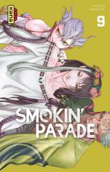 couverture de l'album Smokin' parade T.9