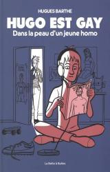 couverture de l'album Hugo est gay  - Dans la peau d'un jeune homo
