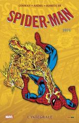 couverture de l'album Amazing Spider-Man: L'intégrale 1974 (T12 Nouvelle édition)