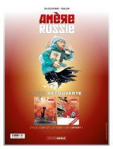 couverture de l'album Amère Russie - Pack promo histoire complète