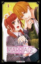 page album Black Marriage T.1