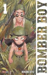couverture de l'album Bomber Boy T.1