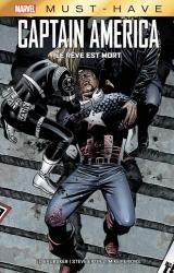 couverture de l'album Captain America: Le rêve est mort