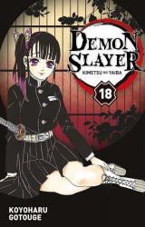 Demon Slayer Vol.18