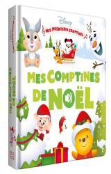 DISNEY BABY - Mes Premières Comptines - Mes Comptines de Noël  - Mes Comptines de Noël