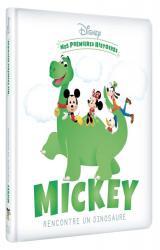 DISNEY - Mes Premières Histoires - Mickey rencontre un dinosaure