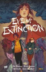 couverture de l'album Eve of Extinction