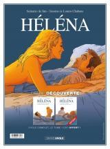 couverture de l'album Héléna - Pack promo histoire complète