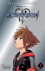 couverture de l'album Kingdom Hearts III T01 Edition limitée