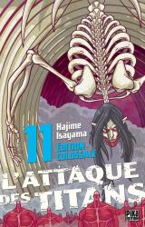 L'Attaque des Titans - T.11