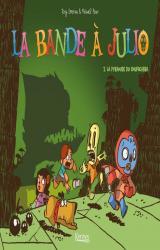 couverture de l'album La Bande à Julio T02 - La pyramide du Chupacabra