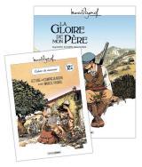 couverture de l'album M. Pagnol en BD : La Gloire de mon père + cahier de jeux