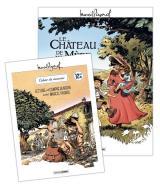 couverture de l'album M. Pagnol en BD : Le Château de ma mère + cahier de jeux