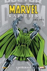 couverture de l'album Marvel Rarities : L'intégrale 1961-1970 (T01)