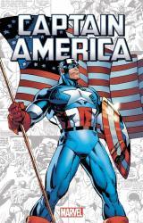 couverture de l'album Captain America