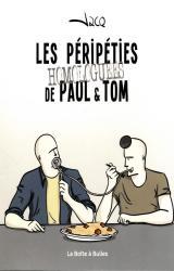couverture de l'album Les péripéties homologuées de Paul & Tom
