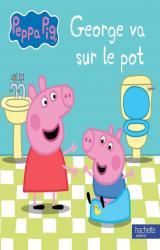 Peppa Pig George va sur le pot