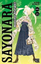 couverture de l'album Sayonara Monsieur Désespoir T21