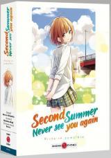 couverture de l'album Second summer, never see you again- écrin vol. 01 et 02