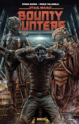 couverture de l'album Star Wars Bounty Hunters T02