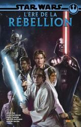 couverture de l'album Star Wars L'ère de la Rebellion