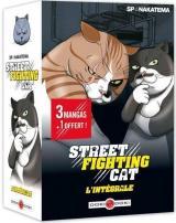 couverture de l'album Street Fighting Cat - écrin série vol. 01 à 04