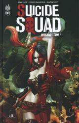 couverture de l'album Suicide Squad Intégrale Tome 1