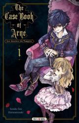 couverture de l'album Les Dossiers du Vampire