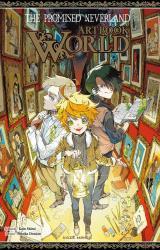 couverture de l'album The Promised Neverland  - Artbook World