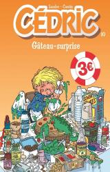 couverture de l'album Gâteau-surprise