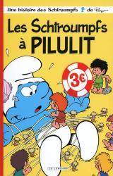 couverture de l'album Les Schtroumpfs à Pilulit