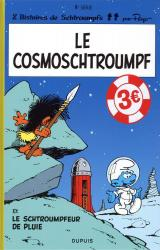 couverture de l'album 2 histoires de Schtroumpfs : Le Cosmoschtroumpf ; Le schtroumpfeur de pluie