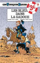 couverture de l'album Les Bleus dans la gadoue
