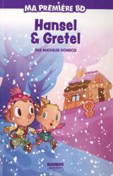 couverture de l'album Hansel & Gretel