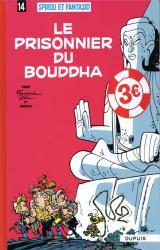 couverture de l'album Le prisonnier du bouddha