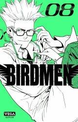 couverture de l'album Birdmen - Tome 8