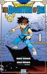 Dragon Quest - The Adventure of Daï T01
