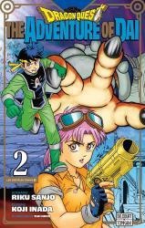 couverture de l'album Dragon Quest - The Adventure of Daï T02