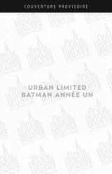 couverture de l'album Edition Luxe : Batman - Année un