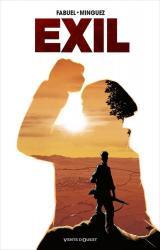 couverture de l'album Exil  - Fuir la guerre d'Espagne