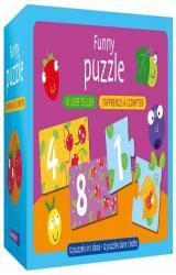 Funny puzzle - j'apprends à compter