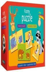 Funny puzzle - mamans et bébés