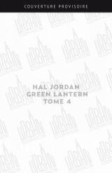 couverture de l'album Hal Jordan : Green Lantern  Tome 4