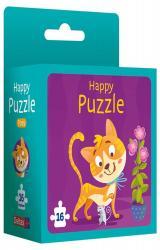 Happy puzzle - chat
