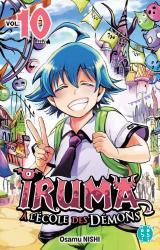 Iruma à l'école des démons 10 Iruma à l'école des démons T10