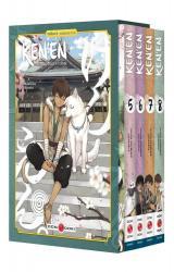 couverture de l'album Ken'en - Comme chien et singe - Coffret - vol. 05 à 08