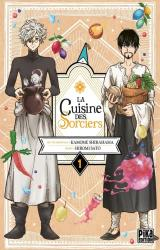 La cuisine des Sorciers 1 La Cuisine des Sorciers T01
