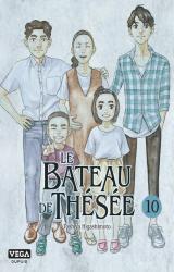 couverture de l'album Le Bateau de Thésée - Tome 10