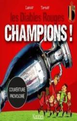 couverture de l'album Les Diables Rouges champions